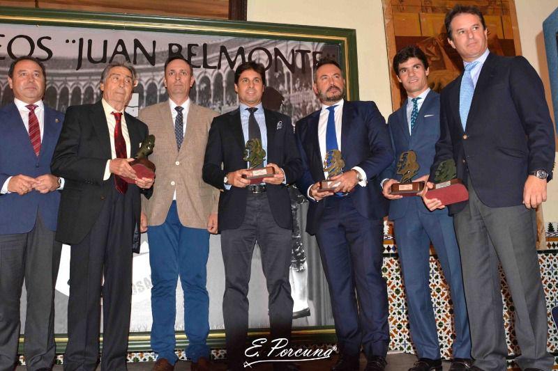 Entrega de los Trofeos Juan Belmonte