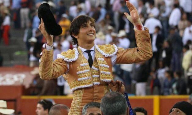 Roca Rey regresa a lo grande en Lima