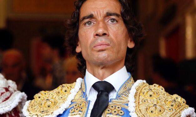 Curro Díaz, con apoderado
