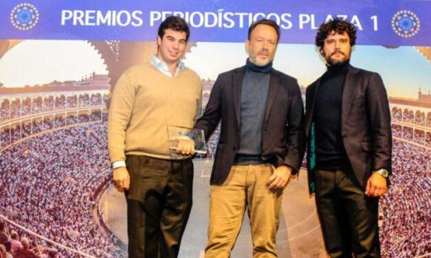 Plaza 1 entrega los premios periodísticos 2019