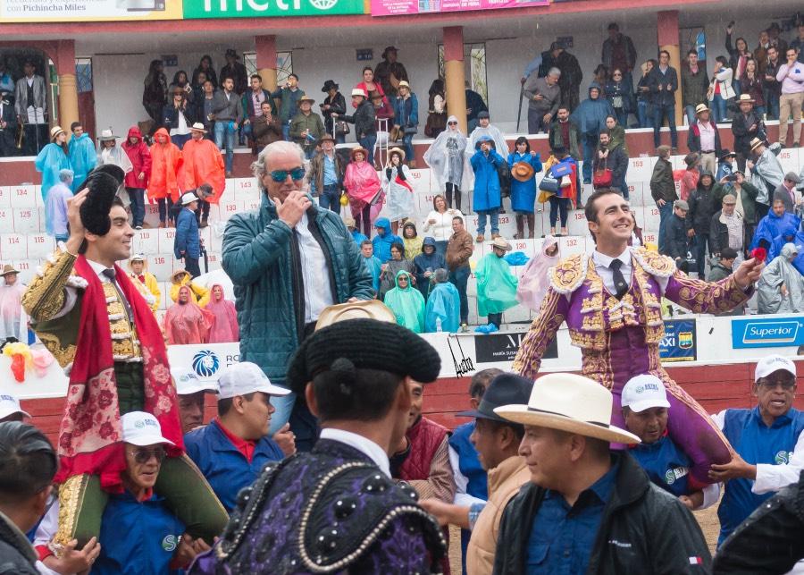 Latacunga (Ecuador), viernes 6 de diciembre de 2019