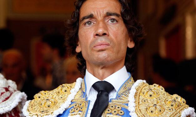 """Curro Díaz: """"Mi propósito de este año ha sido torear más despacio"""""""