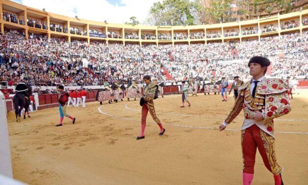Morante, Ponce, Roca Rey, El Fandi… en el debut de Casa Toreros en Bogotá