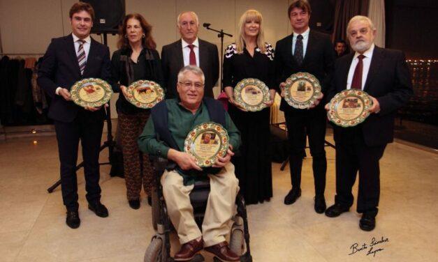 La Asociación Puerta Grande de Alicante entrega sus trofeos