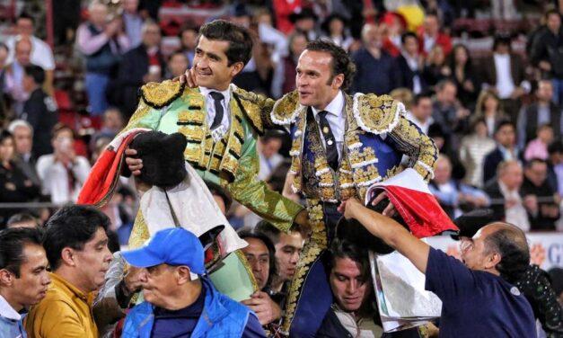 Ferrera, Adame, Guillermo Hermoso, El Payo…, triunfadores de la Temporada Grande de La México