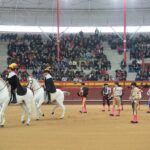 Valdemorillo, domingo 9 de febrero de 2020. Toros de Montalvo para Daniel Luque, López Simón y Álvaro Lorenzo