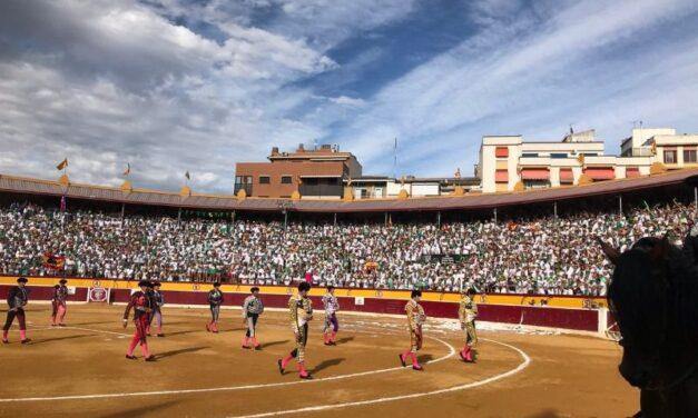 Tauroemoción organizará los festejos taurinos de Huesca este año
