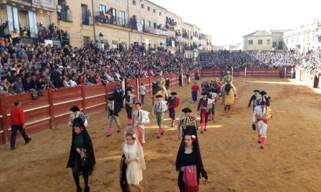 Montero, Grande y Diosleguarde pegan fuerte en Ciudad Rodrigo
