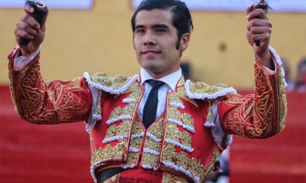 Diego San Román suma y sigue en la San Marcos de Aguascalientes