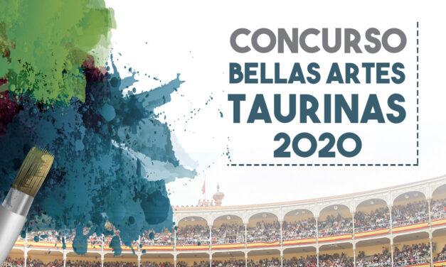 Plaza 1 convoca el Concurso de Bellas Artes Taurinas 2020