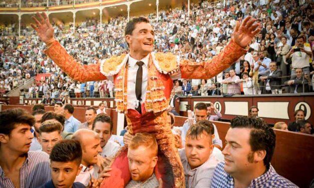 Paco Ureña firma tres tardes en San Isidro