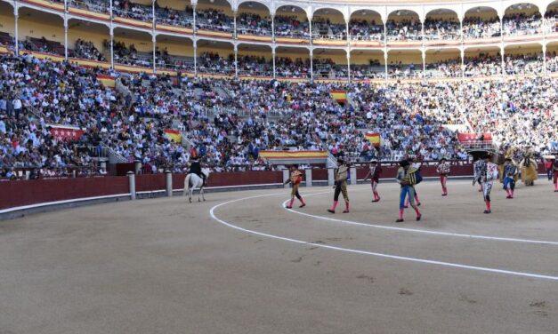 Madrid cancela las dos primeras novilladas
