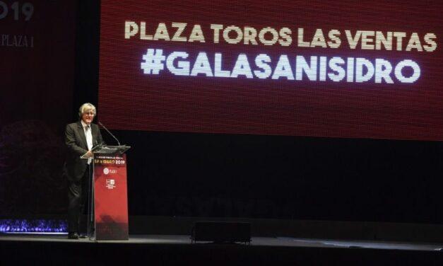 Plaza 1 suspende la gala de presentación de la Feria de San Isidro
