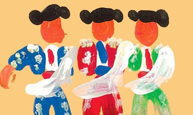 Un concurso de dibujo infantil taurino para el confinamiento