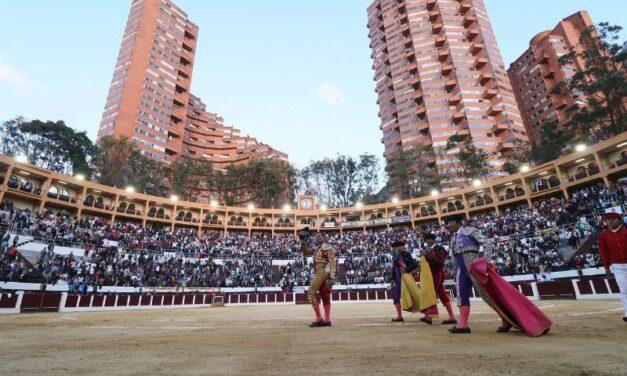 El Ayuntamiento antitaurino de Bogotá ingresa 220.000 euros de la feria taurina
