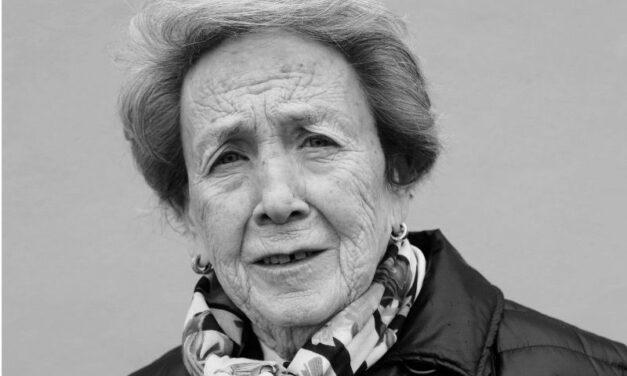 Fallece a los 87 años la ganadera Ana Corera Esparza