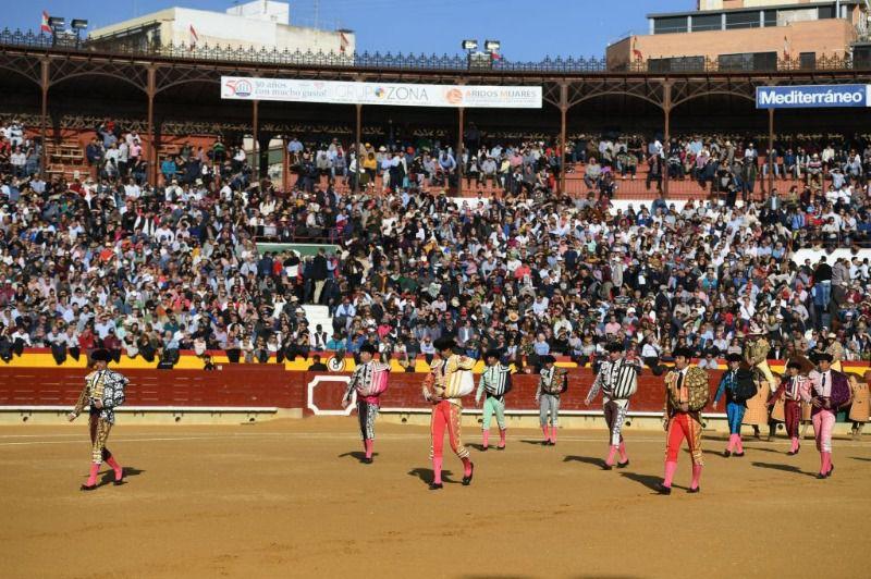 Plaza de toros de Castellón.
