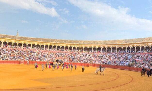 Profesionales del toro de Sevilla impulsan una movilización