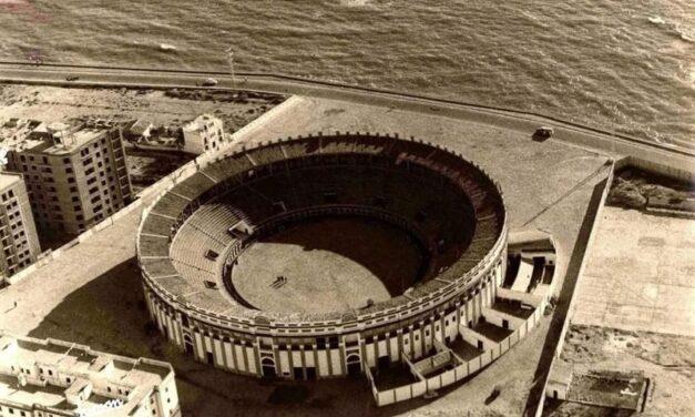 Se cumplen 91 años de la inauguración de la plaza de toros de Cádiz