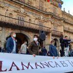 Concentración en Salamanca