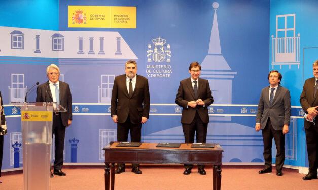 El ministerio de Cultura y Bankia abren una línea de crédito para el sector cultural