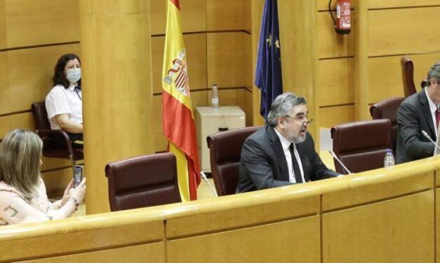 """Uribes: """"El PSOE no va a prohibir los toros, eso no va a pasar"""""""