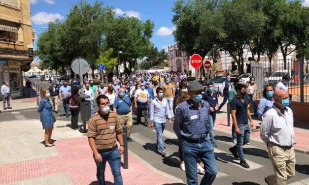 Éxito de participación en las movilizaciones de Albacete, Ciudad Real, Palencia, Valladolid, Logroño, Ávila, Barcelona y Ciudad Rodrigo
