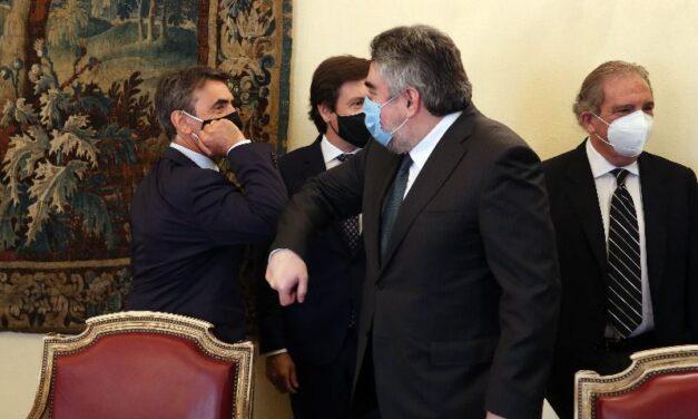 La reunión del sector taurino con Cultura, según Rodríguez Uribes