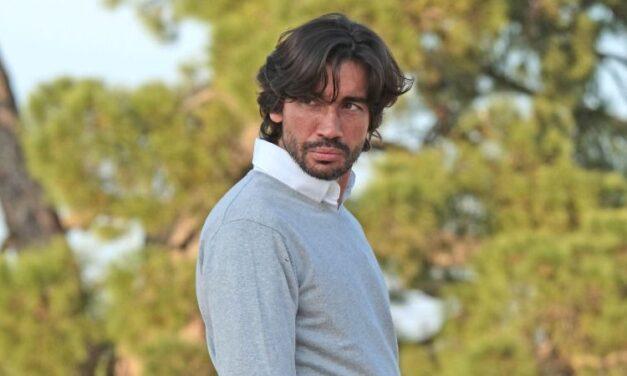 "Curro Díaz: ""Al principio pasé miedo ante algo tan desconocido"""