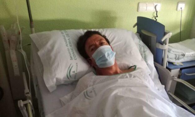 Carnicerito de Úbeda recibe el alta hospitalaria