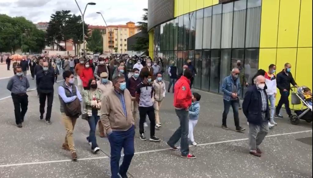 Movilizaciones taurinas del domingo 14 de junio de 2020