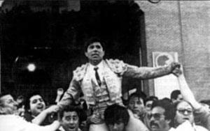 El bravo Corselero, de Miura, el día del boom de Manili en Las Ventas