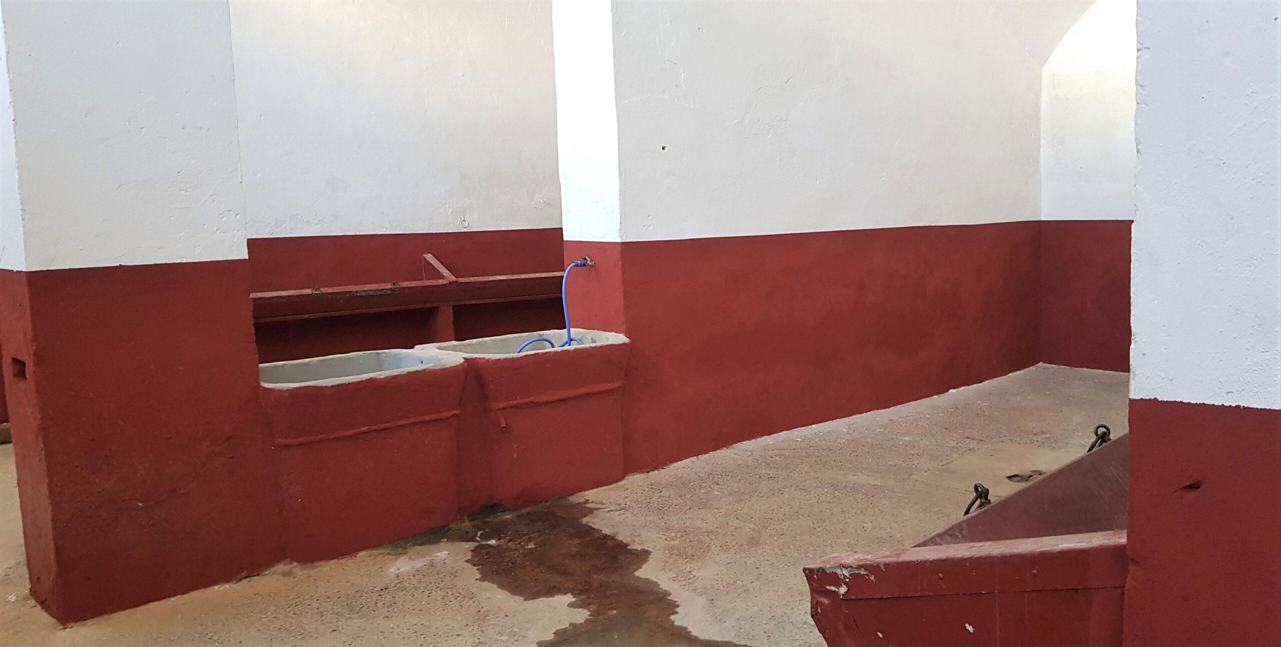 Obras y mejoras de la plaza de toros de El Puerto de Santa María