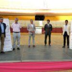 Presentación de la corrida de toros de Estepona del 1 de agosto de 2020