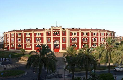 Plaza toros Mérida