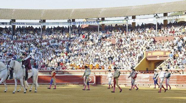 La Feria de Colombinas de Huelva, a punto