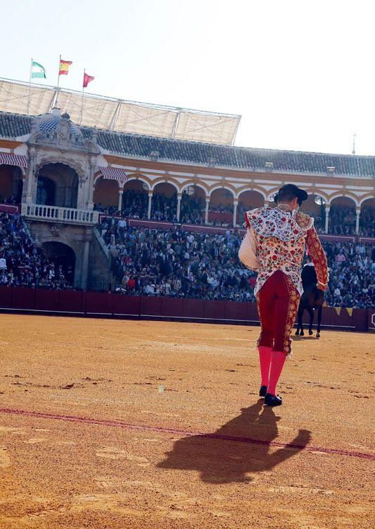 Sevilla, viernes 3 de mayo de 2019