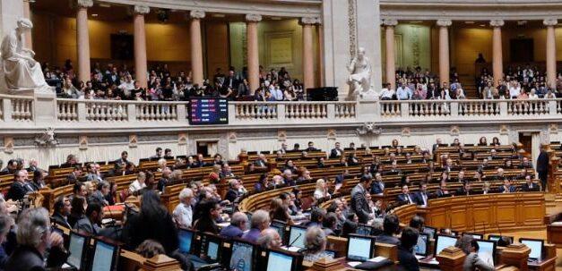 El parlamento portugués rechaza cinco propuestas antitaurinas