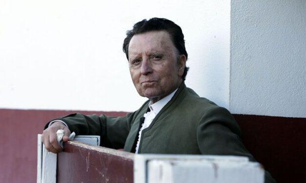 Ortega Cano, ganador del VIII Trofeo Juan Belmonte
