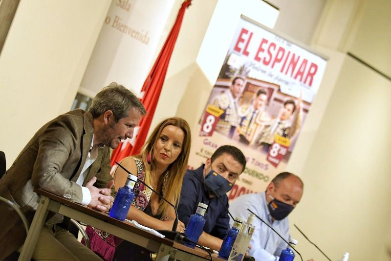 Presentación de la Feria de El Espinar 2020