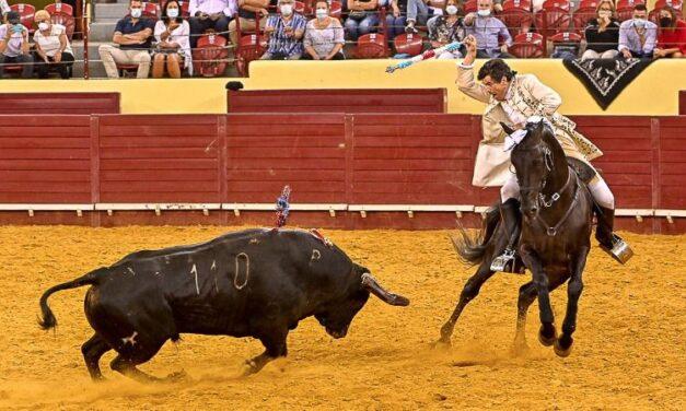 Duarte Pinto, a gran nivel en el deseado regreso de los toros a Lisboa