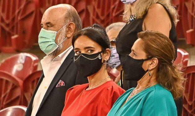 Los detalles de la tarde de Lisboa: mascarillas, parlamentarios en los tendidos y rigor en las normas de seguridad