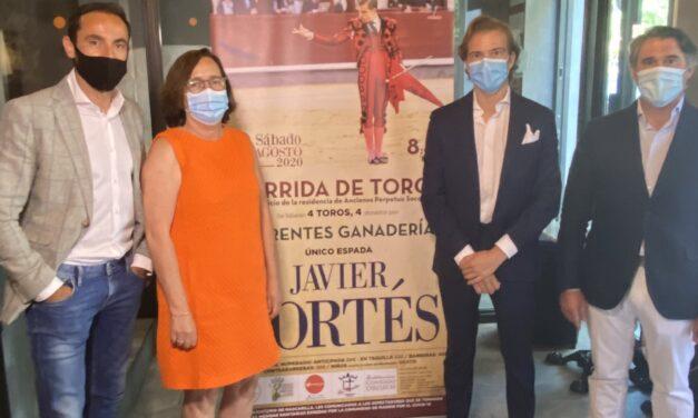 Javier Cortés reaparecerá en solitario