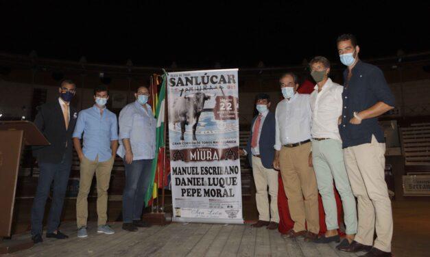 Terna cien por cien sevillana para la segunda corrida Magallánica de Sanlúcar de Barrameda