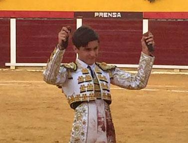 Tercera novillada de selección del XXVI Ciclo de Novilladas de Escuelas Taurinas Andaluzas