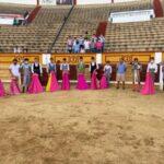 Antonio Ferrera dona seis novillos a la Escuela Taurina de Badajoz