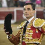 Paco Ureña, única oreja del mano a mano en El Espinar