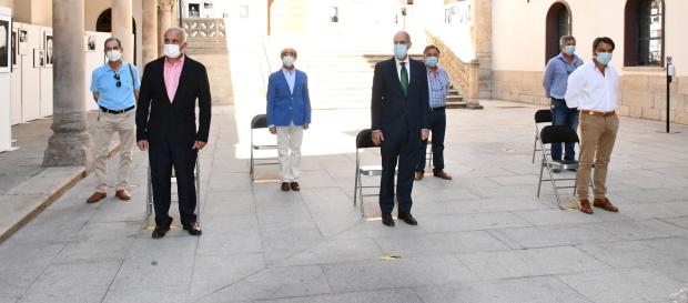 La Diputación de Salamanca firma un convenio de colaboración con las asociaciones de bravo