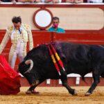 Morante se estrella con el deslucido quinto en El Puerto