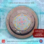 25.000 kilos de sal para decorar la plaza de Sanlúcar